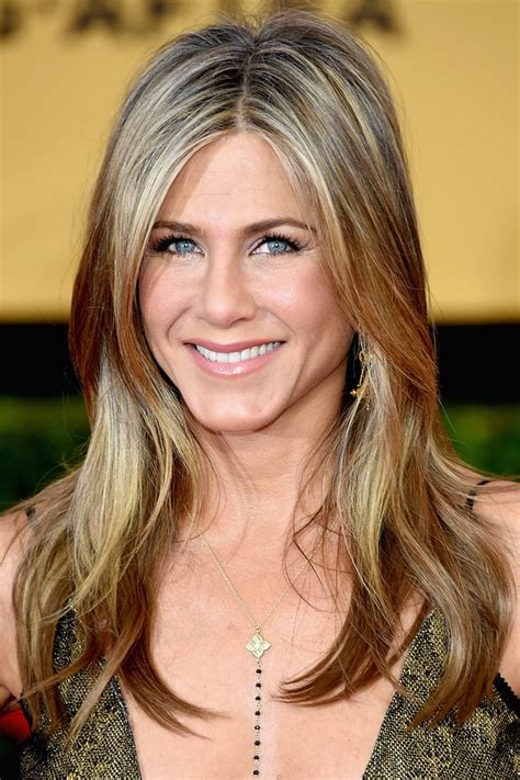 how long is jennifer degaldos hair 17 best ideas about jennifer aniston long hair on