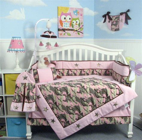 Pink Camo Baby Bedding Crib Set 21 Inspiring Ideas For Creating A Unique Crib With Custom Baby Bedding Babydotdot Baby Guide