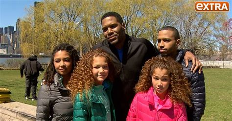 michael strahans daughter tanita strahan michael strahan gets grilled by his kids who s his
