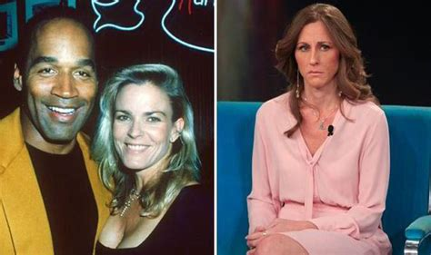 Goldman Sues Oj For Book Deal Bucks by Goldman S Says She Thought About Killing Oj In