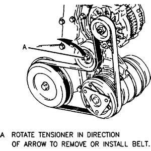 how to replace a serpentine belt toronto star solved i tried to replace my serpentine belt and realized