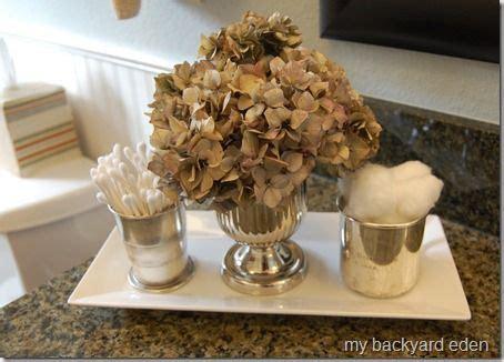 Hydrangea Bathroom Accessories 1000 Ideas About Silver Bathroom On Bathroom Counter Decor Bling Bathroom And