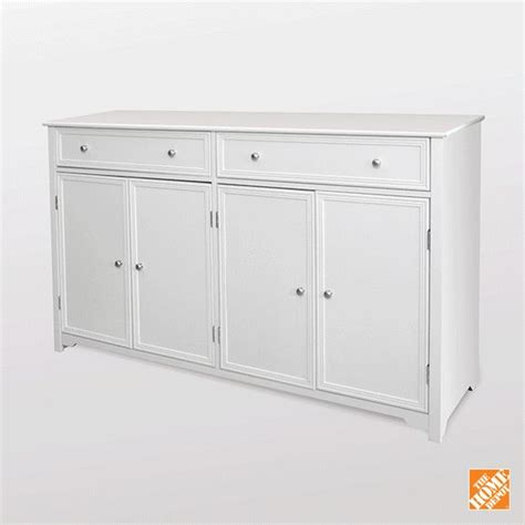 Home Depot Buffet Ls by The Oxford Cabinet Storage And Counter Space On