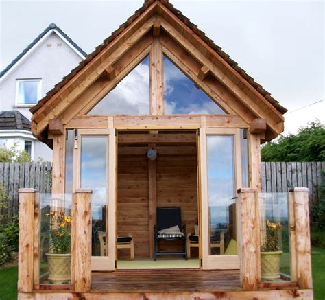 forfar summer house thomson timber