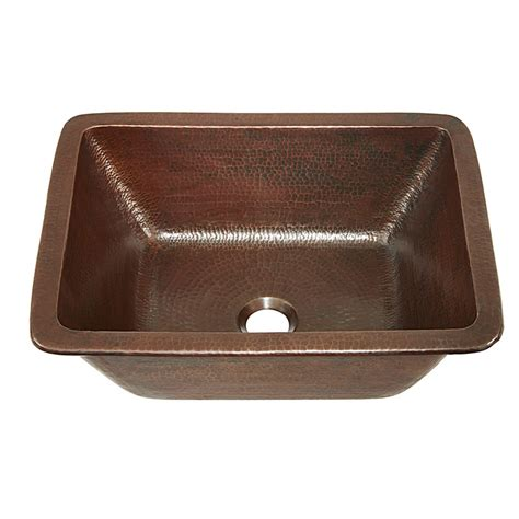 copper sinks bathroom hawking copper bathroom sink sinkology