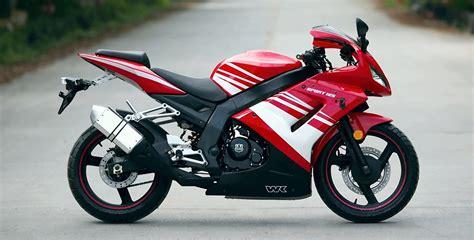 125ccm Motorrad Sport by Wk Bikes Sport Ttr 125 Lowest Rate Finance Around Uk