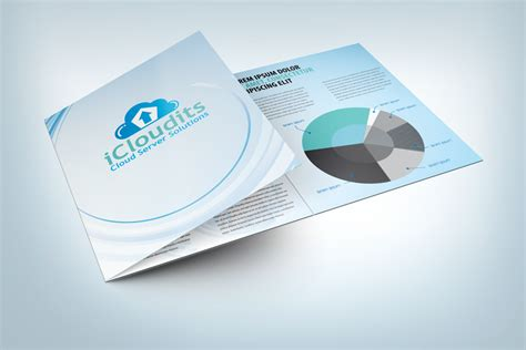 Tri fold Brochure Mockup Professional V1   GraphicRiver