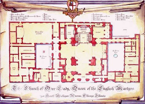 apostolic palace floor plan new liturgical movement our lady queen of the english