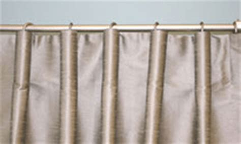cartridge pleat drapery our drapery styles austin curtains the great curtain