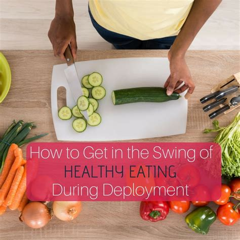 how do i get my wife to swing how to get in the swing of healthy eating during