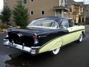 Hemmings finds of the day 1956 chevrolet bel air a hemmings