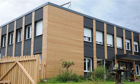thermoholz fassade planbar galerie rhombusleisten f r - Thermoholz Fassade