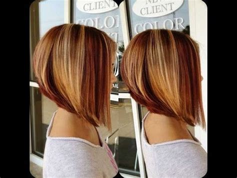 graduation haircut dailymotion how to cut graduated bob haircut step by step vidoemo