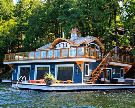 lake boat house 17 best ideas about houseboats on pinterest houseboat