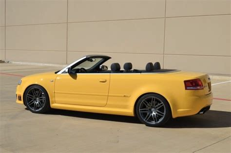 Audi Rs4 For Sale by 2008 Audi Rs4 Cabriolet German Cars For Sale Blog