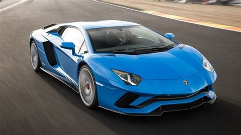 2018 Lamborghini Aventador S Review   Top Speed