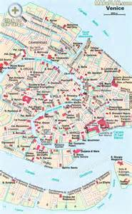 venice maps top tourist attractions free printable