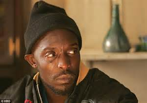 Kaos Keren New Omar The Wire Cult Tv Show or die the wire musical spoof wins approval of creator david simon daily mail