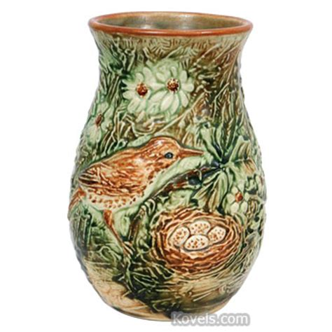 Weller Vase Prices by Antique Weller Pottery Porcelain Price Guide
