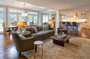 Living Room Kitchen Open Floor Plan 10 Effective Ways To Choose The Right Floor Plan For Your