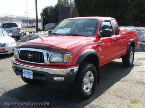 Toyota Tacoma 2001 For Sale 2001 Toyota Tacoma Xtracab 4x4 In Radiant 801567