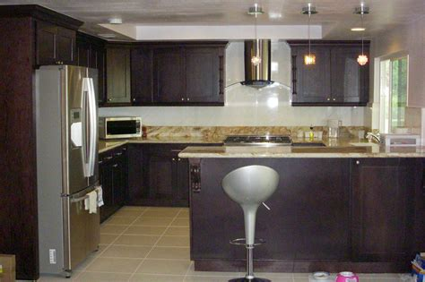 espresso kitchen cabinets design ideas kitchen and bath cabinets vanities home decor design ideas