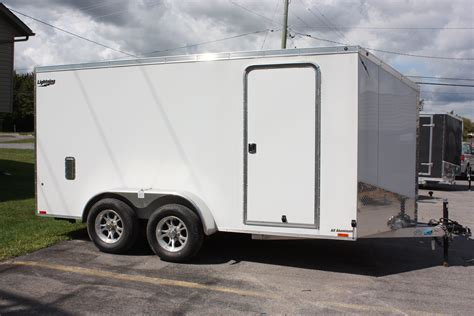 A Place All Trailers Buy Sell New Used Trailers Mission Aluminum Enclosed Autos Post