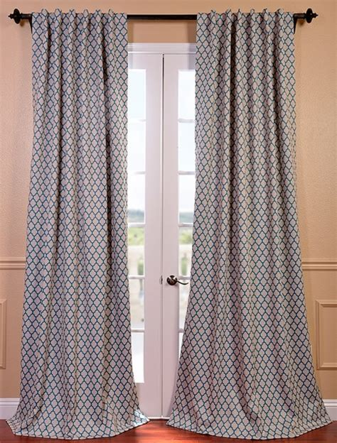 teal blackout curtains casablanca teal blackout curtain contemporary curtains