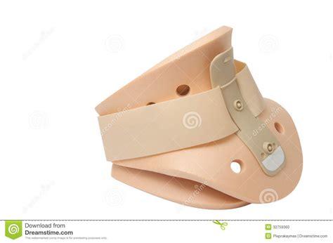 neck brace neck brace philadelphia neck brace stock photo image 32759360