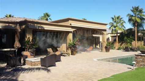 patio misting system koolfog