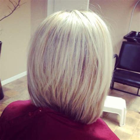 long angled bob back view angled bob hair cut back view short hairstyle 2013