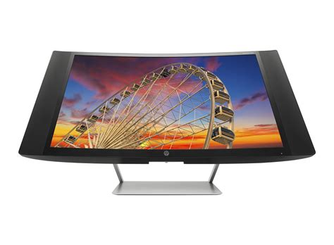 Monitor Fhd hp 27c 27 quot curved display monitor fhd 1920x1080 300 cd m 178