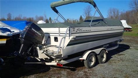 deck boats for sale canada used deck boats for sale in canada boats