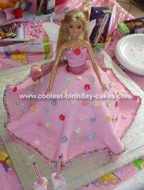 comelnyercupcake barbie doll cakes princess hannah 100 best images about 4th birthday party like a princess