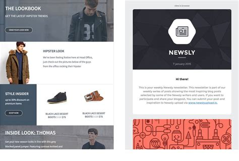 premium mailchimp templates stready discount 95 premium newsletter templates