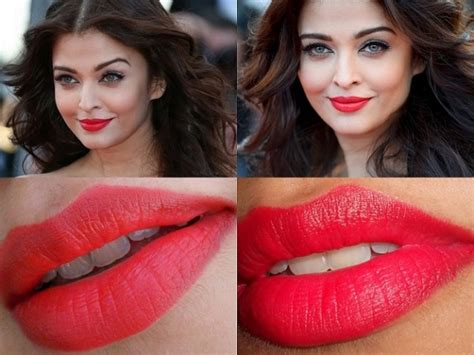 aishwarya rai l oreal lipstick aishwarya cannes lipstick decoded l oreal paris color