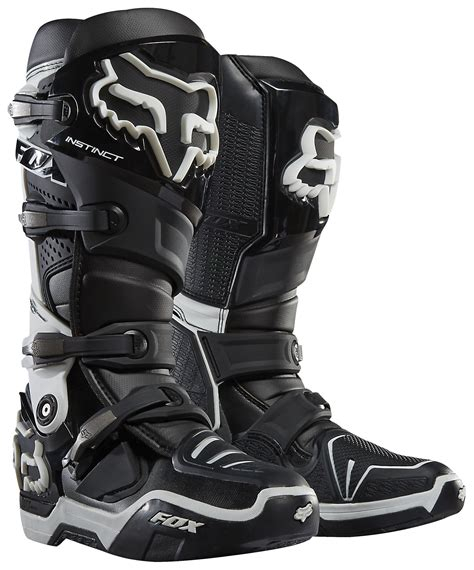 fox womens motocross boots fox racing instinct boots revzilla