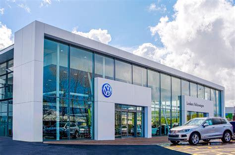 Garage Blackburn by Volkswagen Car Showroom Refurbishments