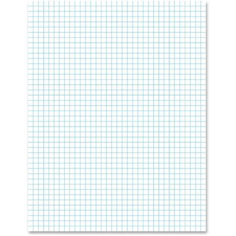 printable graph paper double sided ampad 2 sided quadrille pad amp22000 shoplet com