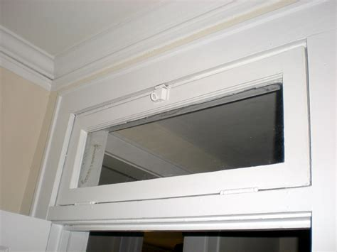 Interior Doors With Transom Windows Transom Window For Master Closet Doors 2700 La Salle Schleier