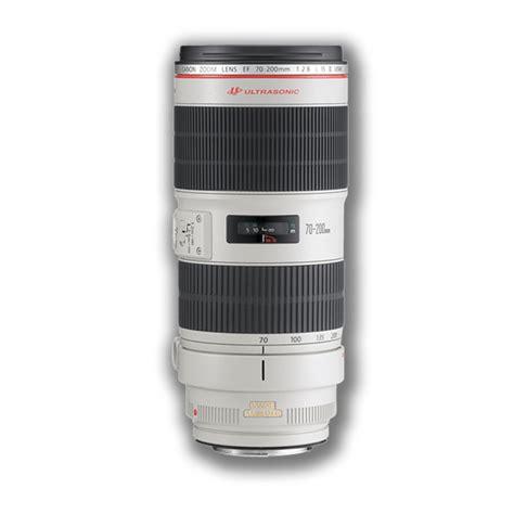 Lens Ef 70 200mm F 2 8 L Usm rent canon ef 70 200mm f 2 8l is ii lens