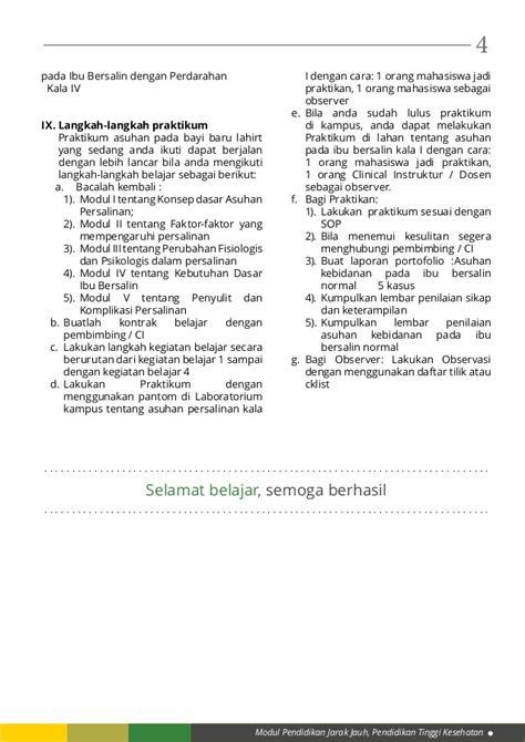 Buku Asuhan Kebidanan Pada Ibu Bersalin Rz modul 9 kb 2