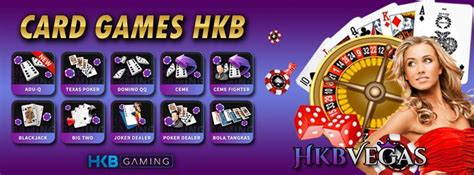 situs poker hkb gaming   blackjack joker poker