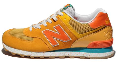 new balance mbo new balance 574 tropical fruit pack sole collector