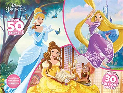 Disney Princess Floor - disney princess floor coloring pad