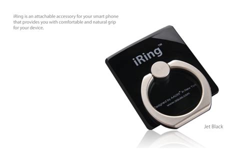 Finger Iring Universal Mount Smartphone Holder White aauxx iring finger holder stand iring hook car dashboard mount dock korea made quot mjyeun