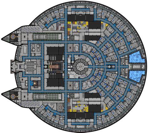 battlestar galactica floor plan galactica deck plans images frompo 1