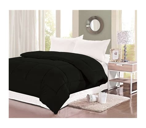 twin xl black comforter natural cotton twin xl comforter college ave black