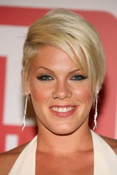 hair styles from singers 20 best of pinks short haircuts