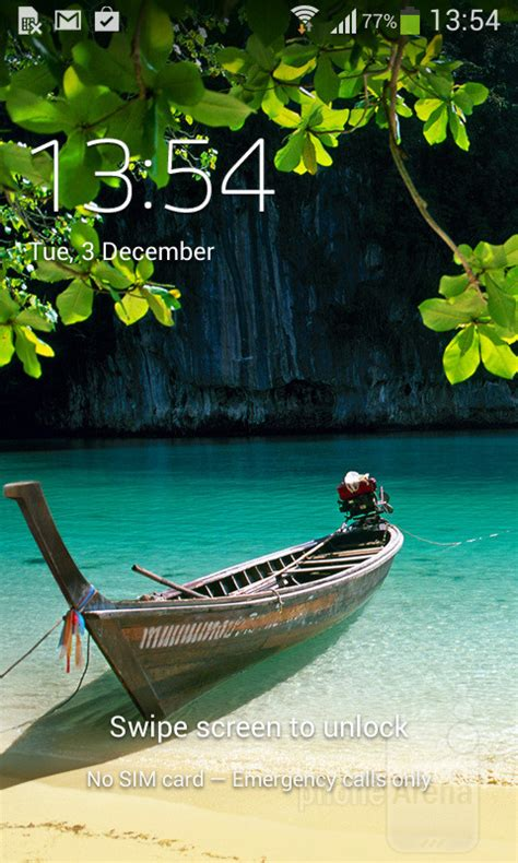 Wallpaper Galaxy Trend Plus | samsung galaxy trend plus review interface and functionality